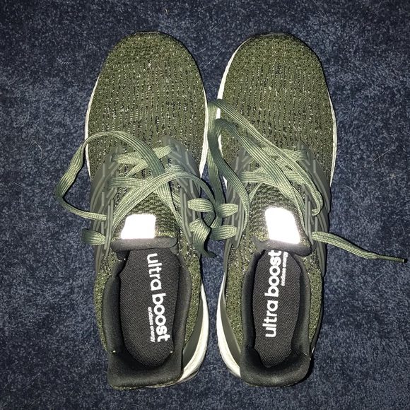 e84cd7d3f adidas Other - Adidas Ultraboost 3.0 size 10 men s olive green